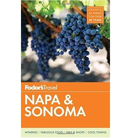 FODOR Fodor's Napa & Sonoma (Full-color Travel Guide) 2nd Edition