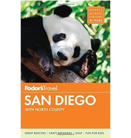FODOR Fodor's San Diego: with North County (Full-color Travel Guide) 31st Edition
