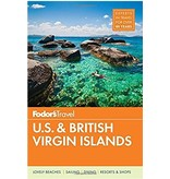 FODOR Fodor's U.S. & British Virgin Islands (Full-color Travel Guide) 26th Edition