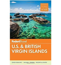 FODOR Fodor's U.S. & British Virgin Islands (Full-color Travel Guide) 26th Edition
