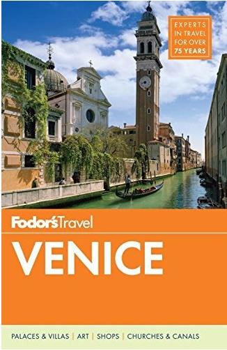FODOR Fodor's Venice (Full-color Travel Guide) 5TH Edition