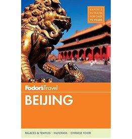 FODOR Fodor's Beijing (Full-color Travel Guide) 5TH Edition