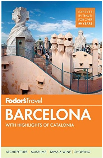 Fodor's Barcelona: with Highlights of Catalonia (Full-color Travel Guide) 6th Edition