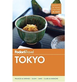 FODOR Fodor's Tokyo (Full-color Travel Guide) 6TH Edition