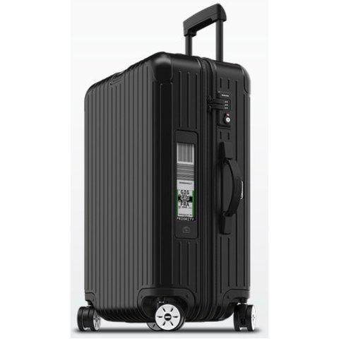 "RImowa Salsa 26"" Electronic Tag Multiwheel Suitcase"