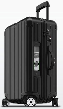"Rimowa RImowa Salsa 26"" Electronic Tag Multiwheel Suitcase"