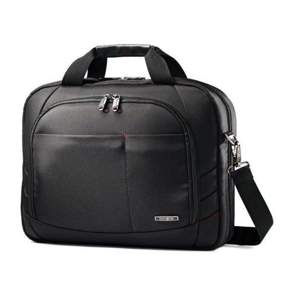 "Samsonite Samsonite Xenon 2 Tech Locker 15.6"" Laptop Bag Black"