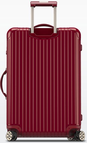 "Rimowa Salsa Deluxe 30"" Electronic Tag Multiwheel Suitcase"