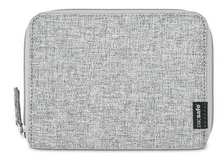 Pacsafe Pacsafe RFIDsafe LX150 RFID Blocking Zippered Passport Wallet