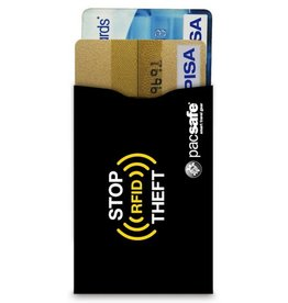 Pacsafe Pacsafe RFID Blocking Credit Card Sleeves (2 Pack)