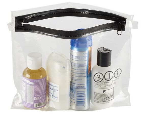 Lewis N Clark Carry-On Toiletry Pouch