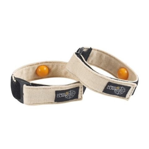 Lewis N Clark Adjustable Motion Relief Bands
