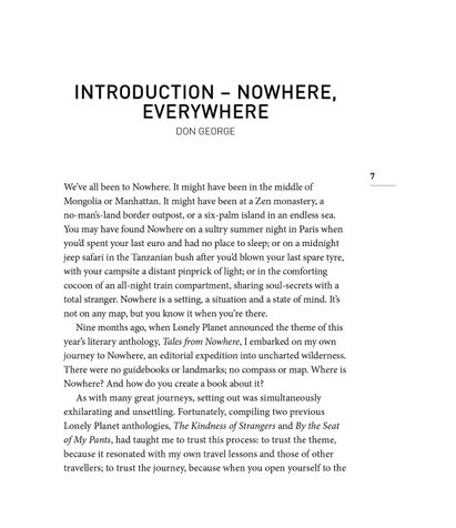 Lonely Planet Tales From Nowhere
