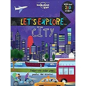 Lonely Planet Lonely Planet Let's Explore... City (North & Latin America Edition)