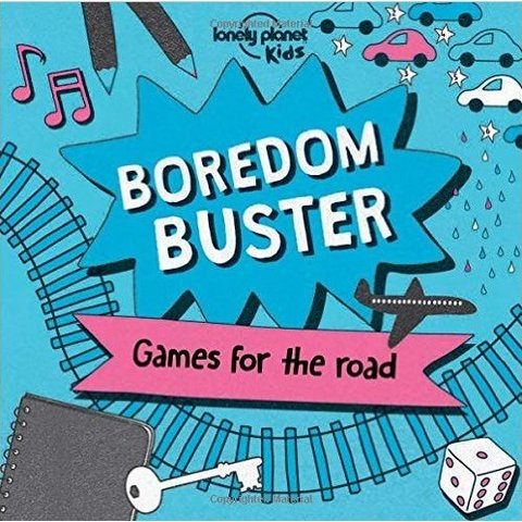 Lonely Planet Boredom Buster (North & Latin American Edition)