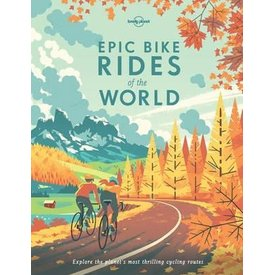 Lonely Planet Lonley Planet Epic Bike Rides of the World