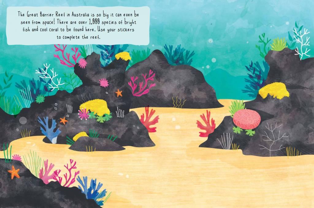 Lonely Planet Let's Explore... Ocean