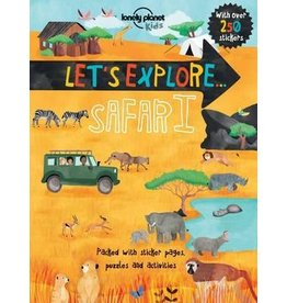 Lonely Planet Lonely Planet  Let's Explore... Safari