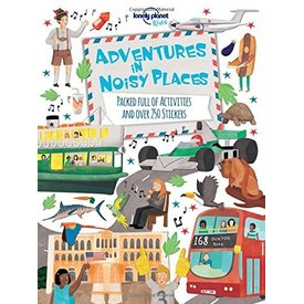 Lonely Planet Lonely Planet Adventures in Noisy Places