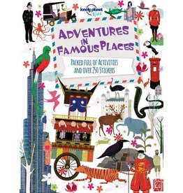Lonely Planet Lonely Planet Adventures in Famous Places