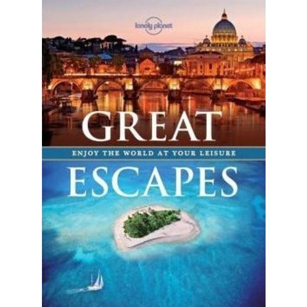 Lonely Planet GREAT ESCAPES - LP - 2ND