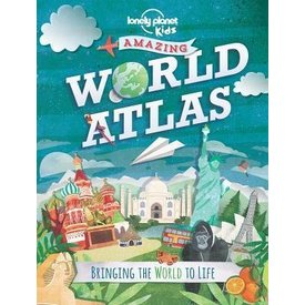 Lonely Planet Lonely Planet Amazing World Atlas (for children) (North & Latin America Edition)