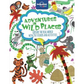 Lonely Planet Lonely Planet Adventures in Wild Places