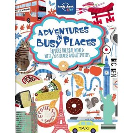 Lonely Planet Lonely Planet Adventures in Busy Places