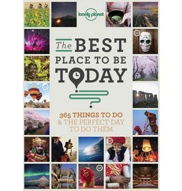 Lonely Planet Lonely Planet The Best Place to be Today