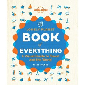 Lonely Planet Lonely Planet The Book of Everything: A Visual Guide to Travel and the World