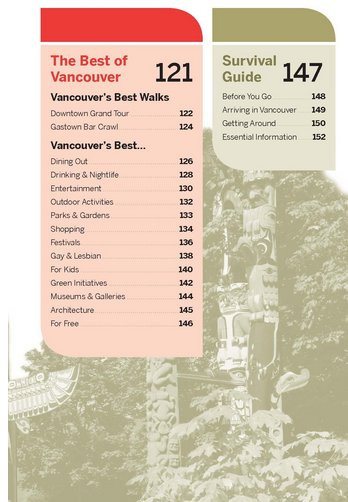 Lonely Planet Lonely Planet Pocket Vancouver (Travel Guide)