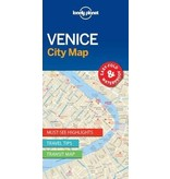Lonely Planet Lonely Planet Venice City Map