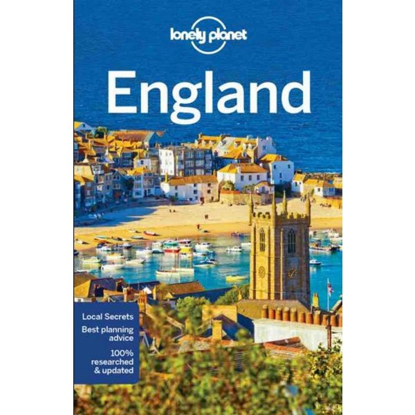 Lonely Planet Lonely Planet England 9th Ed