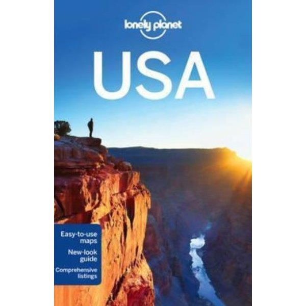 Lonely Planet Lonely Planet USA Travel Guide