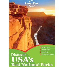 Lonely Planet Lonely Planet Discover USA's Best National Parks (Travel Guide)