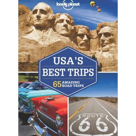 Lonely Planet Lonely Planet USA's Best Trips (Travel Guide)