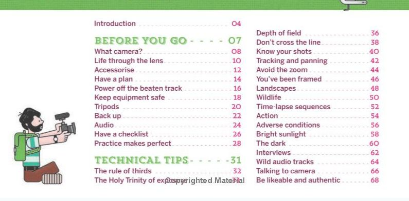 Lonely Planet Lonely Planet's Best Ever Video Tips 1st Ed.