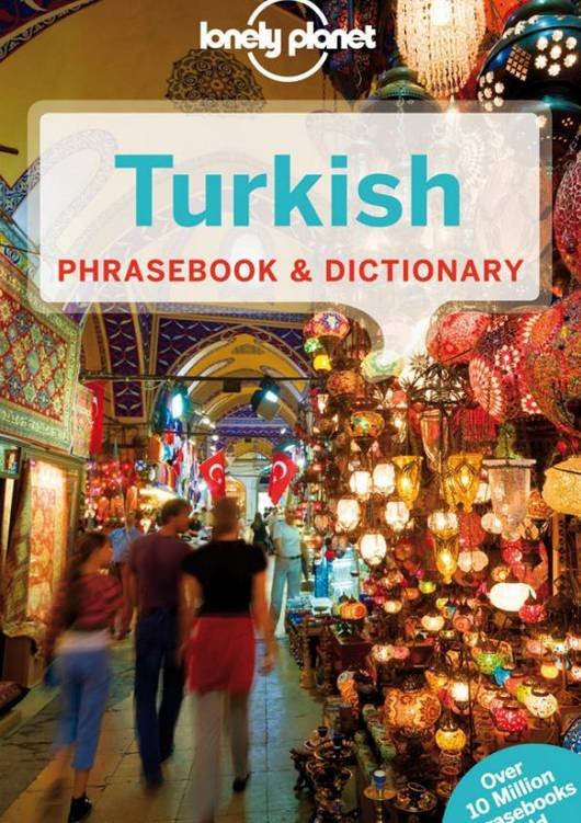 Lonely Planet Turkish Phrasebook & Dictionary