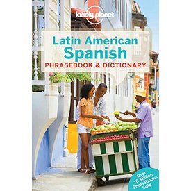Lonely Planet Lonely Planet Latin American Spanish Phrasebook & Dictionary