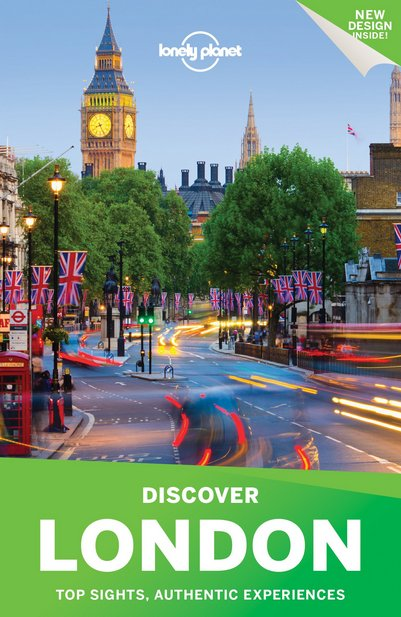 Lonely Planet Lonely Planet Discover London 2017