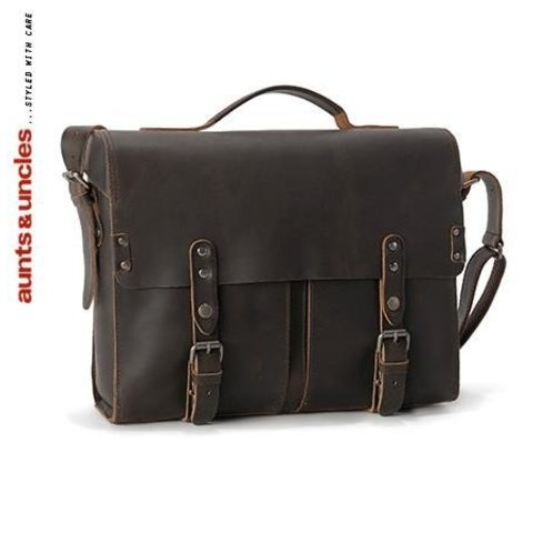 Aunts & Uncles Theo Large Business Bag