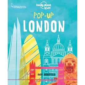 Lonely Planet Lonely Planet Kids Pop Up London