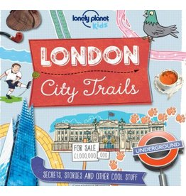 Lonely Planet Lonely Planet Kids City Trails - London