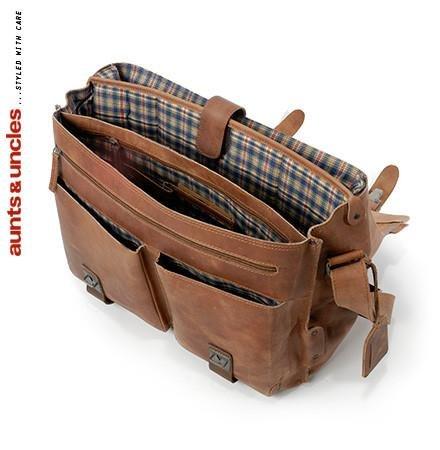 Aunts & Uncles Aunts & Uncles Clark Extra Large Business Bag