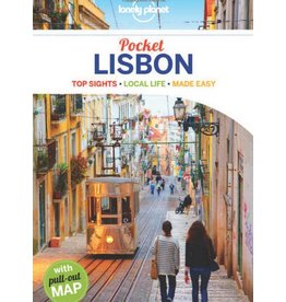 Lonely Planet Lonely Planet Pocket Lisbon 3rd Ed.