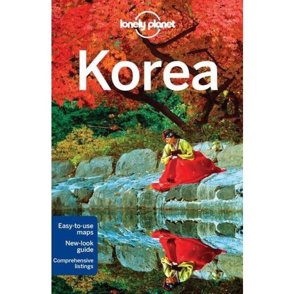 Lonely Planet Lonely Planet Korea Travel Guide