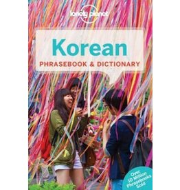 Lonely Planet Lonely Planet Korean Phrasebook