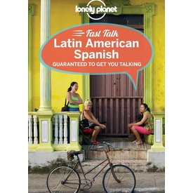 Lonely Planet Lonely Planet Fast Talk Latin American Spanish 1st Ed.