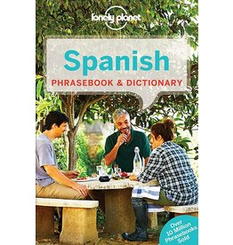 Lonely Planet Lonely Planet Spanish Phrasebook & Dictionary 7th Ed.