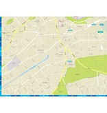 Lonely Planet Lonely Planet Edinburgh City Map